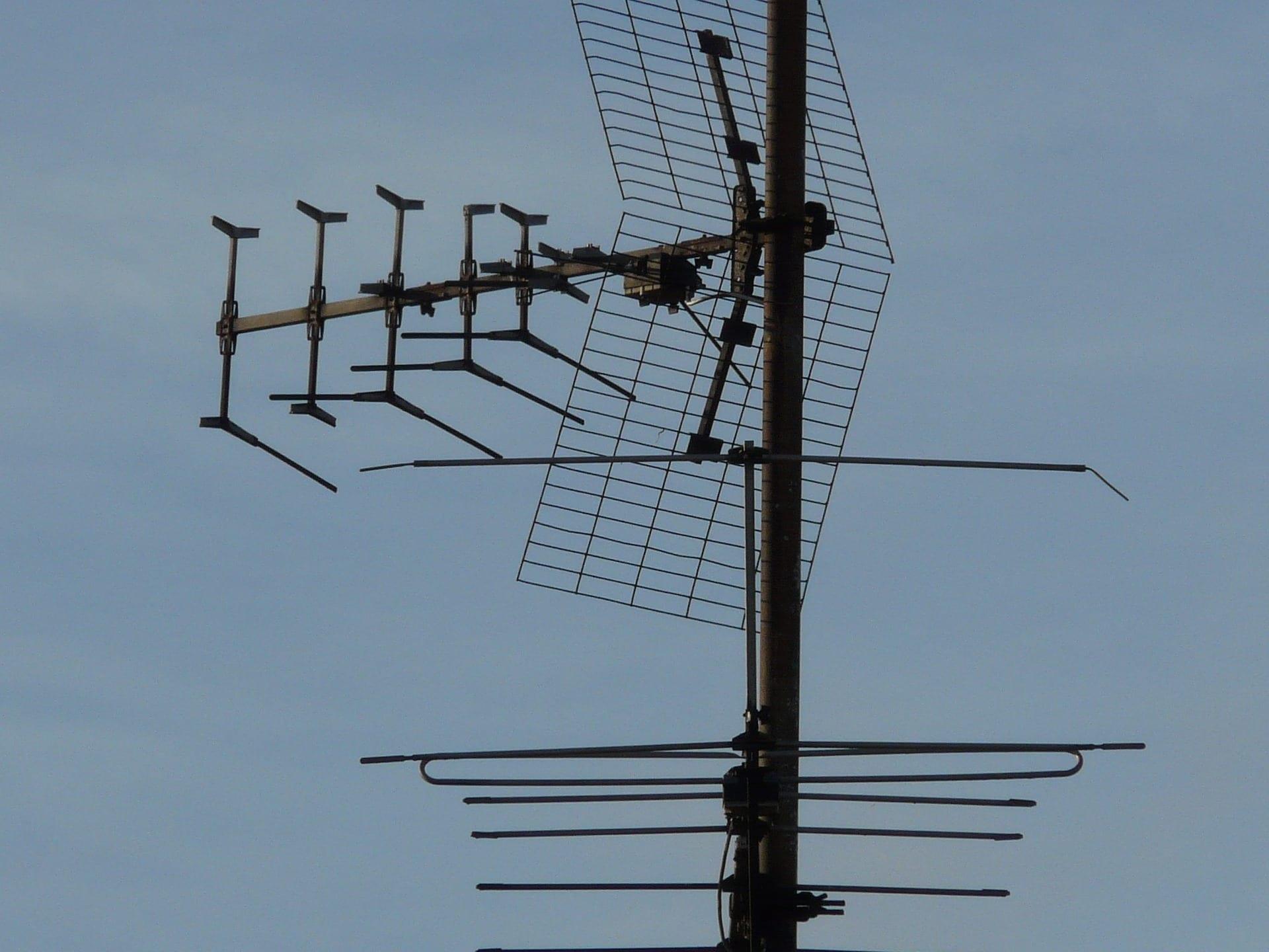 Antenneopsætning