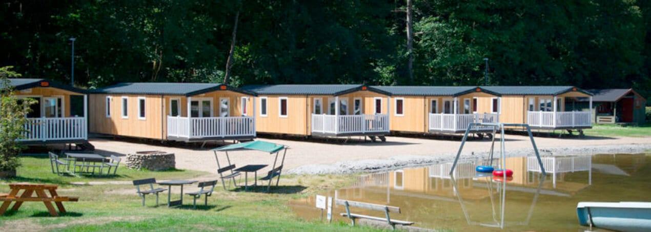 mobilehomes Randbøldal Camping