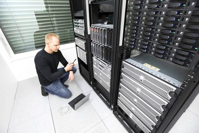 Transientbeskyttelse Data-virksomhed Egtved Vester Nebel